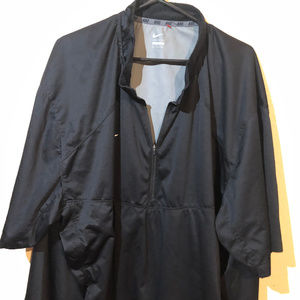 Nike RN#56323 Men's Short Jacket Black Size 4XL